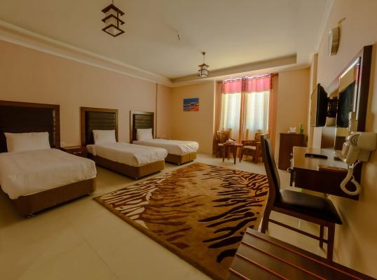 Image result for هتل ارم قشم