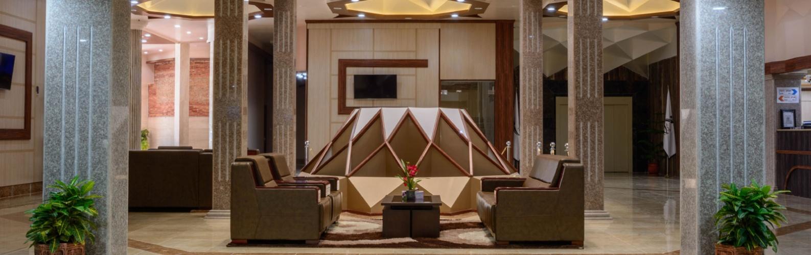 لابی هتل ارم قشم